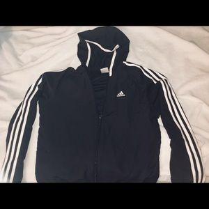 Adidas light jacket S